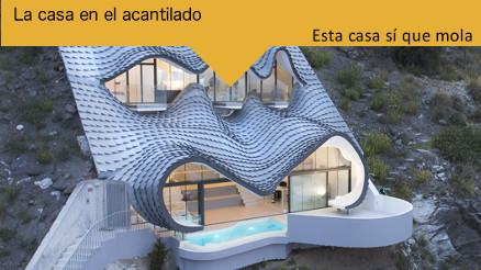 La casa en el acantilado
