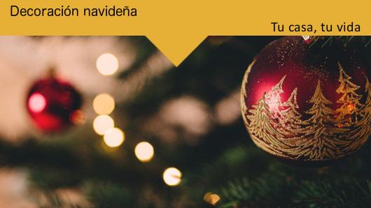 Tu casa tu vida: Decoración navideña 2018