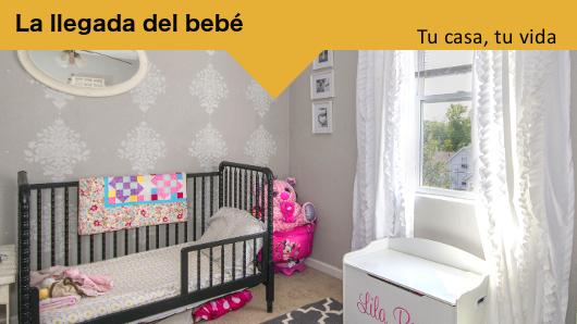 Tu casa tu vida: Decoración para la habitación del bebé