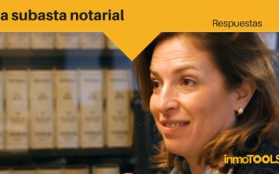 Sección Respuestas: La Subasta Notarial